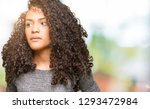 young beautiful woman with... | Shutterstock . vector #1293472984