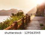 Trail Along Halong Bay Vietnam