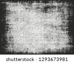 distressed overlay texture of... | Shutterstock .eps vector #1293673981