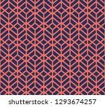 simple elegant seamless...   Shutterstock .eps vector #1293674257