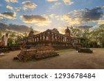 wat chang rob temple in...   Shutterstock . vector #1293678484
