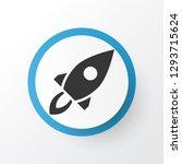 launch icon symbol. premium...