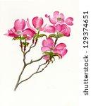 Pink Dogwood Array