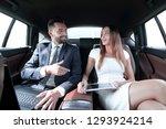 successful people working... | Shutterstock . vector #1293924214