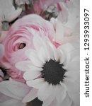 gently pink bouquet   Shutterstock . vector #1293933097