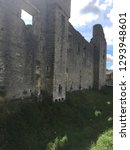 Middleham Castle In North...