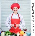 improve culinary skill. best...   Shutterstock . vector #1294007161