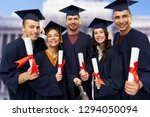 education  graduation and... | Shutterstock . vector #1294050094