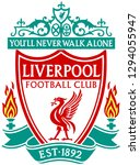 The Emblem Of The Football Clu...