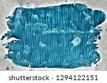 grunge abstract hand drawn... | Shutterstock . vector #1294122151
