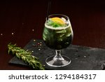 alcoholic drink at the bar | Shutterstock . vector #1294184317
