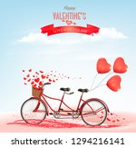 valentine's day holiday... | Shutterstock .eps vector #1294216141