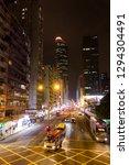 hong kong  china   january 18 ...   Shutterstock . vector #1294304491
