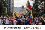 caracas  miranda venezuela  ... | Shutterstock . vector #1294317817