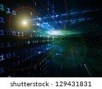 digital perspectives series.... | Shutterstock . vector #129431831