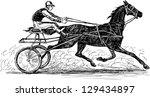 races | Shutterstock .eps vector #129434897