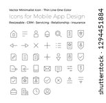 a set of icon design for ui...