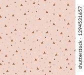 retro  subtle  confetti ... | Shutterstock .eps vector #1294531657
