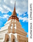 grand palace and wat phra keaw...   Shutterstock . vector #1294616491