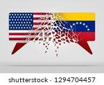 venezuela united states... | Shutterstock . vector #1294704457