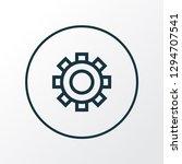 options icon line symbol....