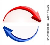 vector arrows | Shutterstock . vector #129474101