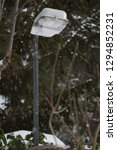 public lighting pole streetlamp | Shutterstock . vector #1294852231