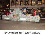 san francisco   february 23 ... | Shutterstock . vector #129488609