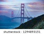golden gate bridge | Shutterstock . vector #1294893151