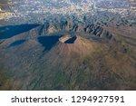 Italy Volcano Vesuvius Seen...