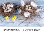 Happy Eastern With Rustic Stil...