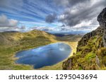 Striding Edge  Helvellyn  Lake...