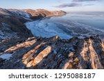 view of the tazheran coast of... | Shutterstock . vector #1295088187