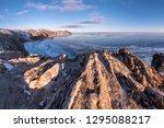 view of the tazheran coast of... | Shutterstock . vector #1295088217