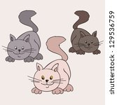 Colored Cats