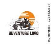 Off Road Jeep Vectors Logo...