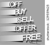 vector peel off  free  buy ...