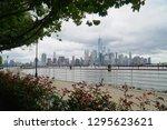 jersey city new jersey usa   13 ... | Shutterstock . vector #1295623621