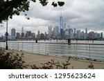 jersey city new jersey usa   13 ... | Shutterstock . vector #1295623624