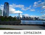 jersey city new jersey usa   13 ... | Shutterstock . vector #1295623654