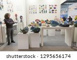 milan  italy   january 25 ... | Shutterstock . vector #1295656174