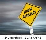 Risk Ahead   Computer Generate...