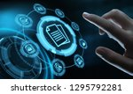 document management data system ... | Shutterstock . vector #1295792281