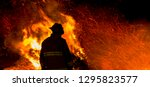 Firefighter Watches A...