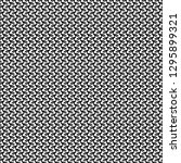 black and white pattern... | Shutterstock .eps vector #1295899321