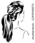illustration of beautiful... | Shutterstock .eps vector #1295930071
