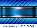 abstract  background  blue... | Shutterstock .eps vector #1296183544