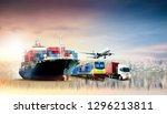 Global business logistics...