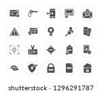 20 website  key  gdpr  letter ... | Shutterstock .eps vector #1296291787