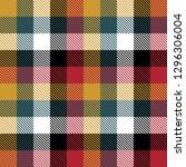 Tartan Plaid Scottish Seamless...